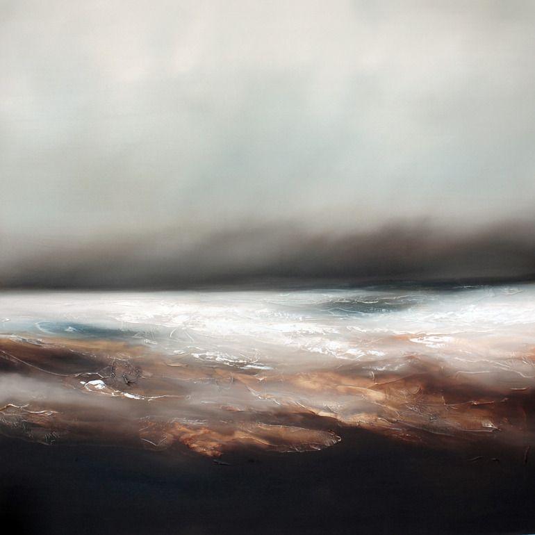 "Saatchi Online Artist: Paul Bennett; Oil, 2011, Painting ""Dawn"""