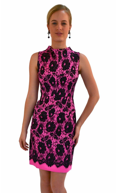 Milly of NY Womens Gianna Lace Dress  41a309f12e