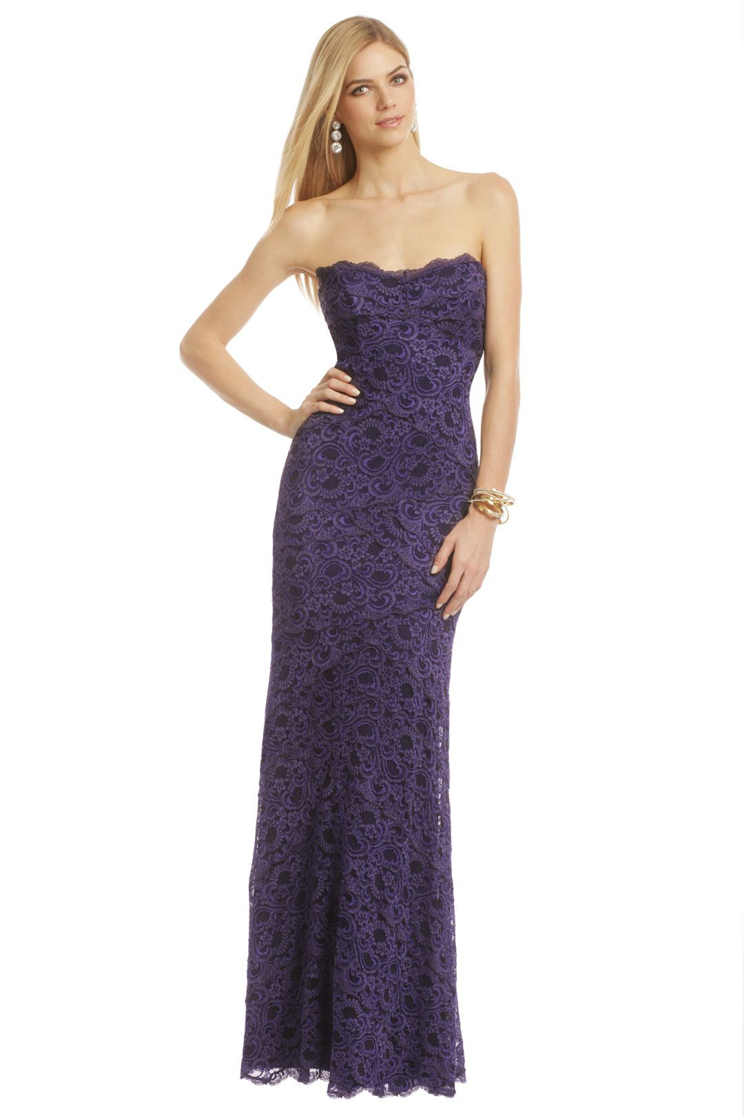 Rent Living A Dream Gown by Nicole Miller $80 RENTAL $995 ...