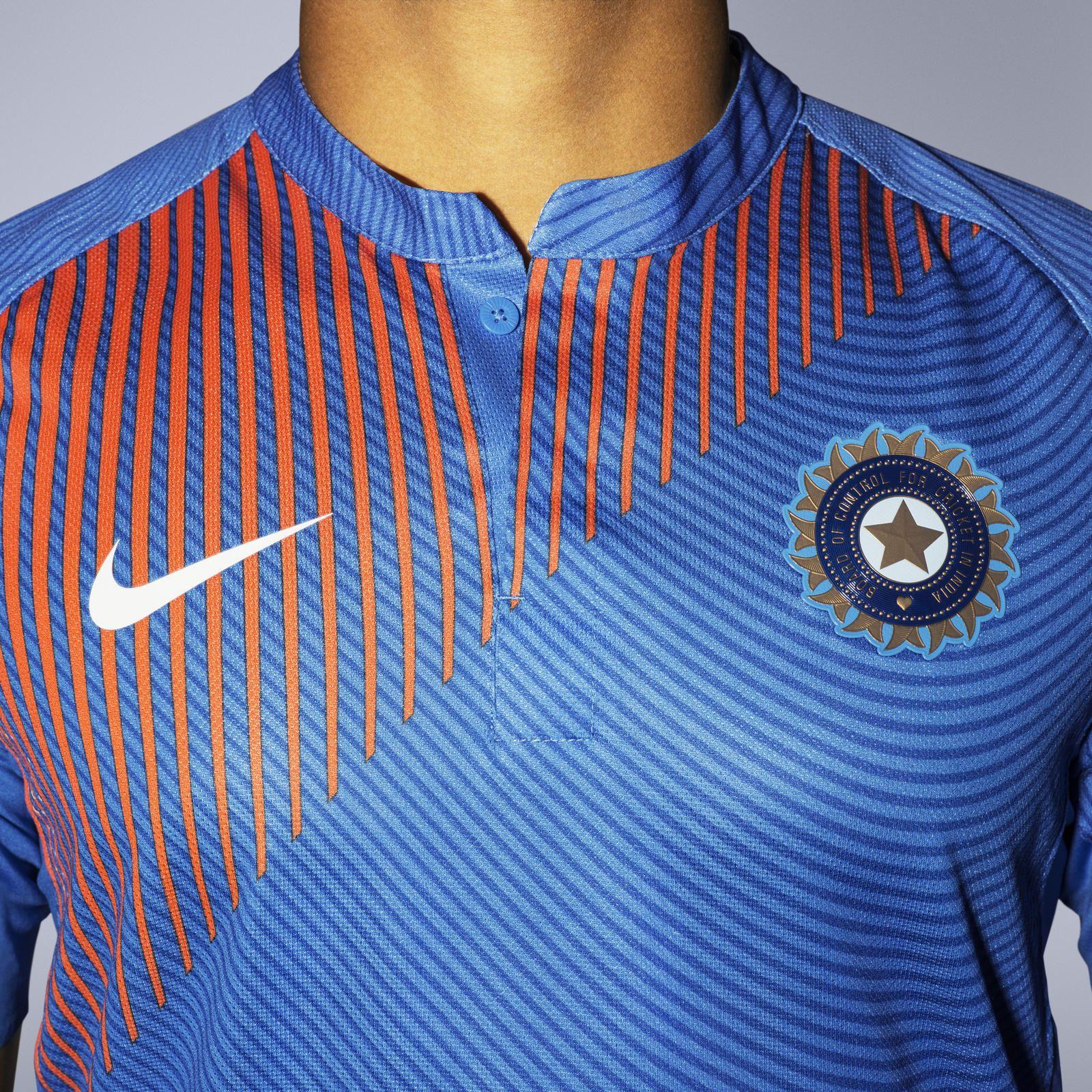 Team India Unveils T20 National Team Kit