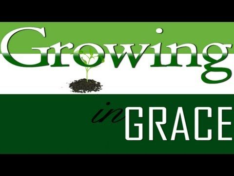 "Growing in Grace - 1: ""The New Covenant Foretold"", Calvary Chapel Turku Finland"