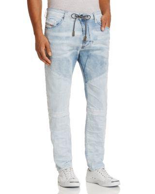 afa14c11 DIESEL Narrot Slim Fit Jogger Jeans In Denim. #diesel #cloth #denim ...