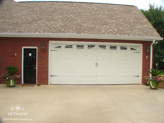 Garage Door Reveal Garage Doors Garage Doors