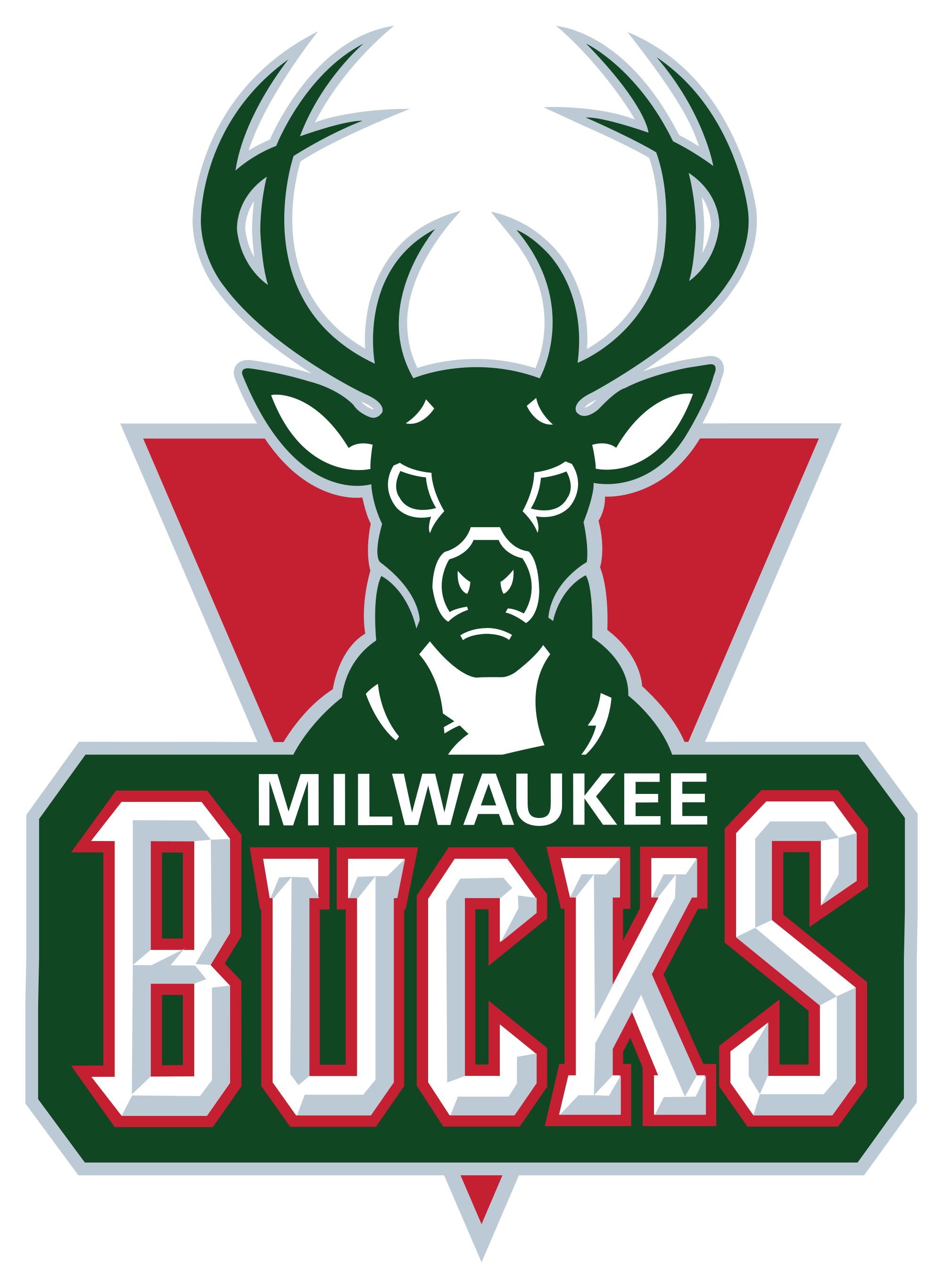 dd324fba4ab4 Milwaukee Bucks logo. Milwaukee Bucks logo Escudo Deportivo