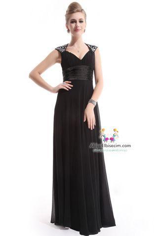 Uzun Siyah Abiye Elbise Ucuz Abiyeler Sihay Elbise Abiye Elbise Nisan Abiyeler Sik Elbise Modelleri Abiye Fiyatlari Aksamustu Giysileri The Dress Elbise