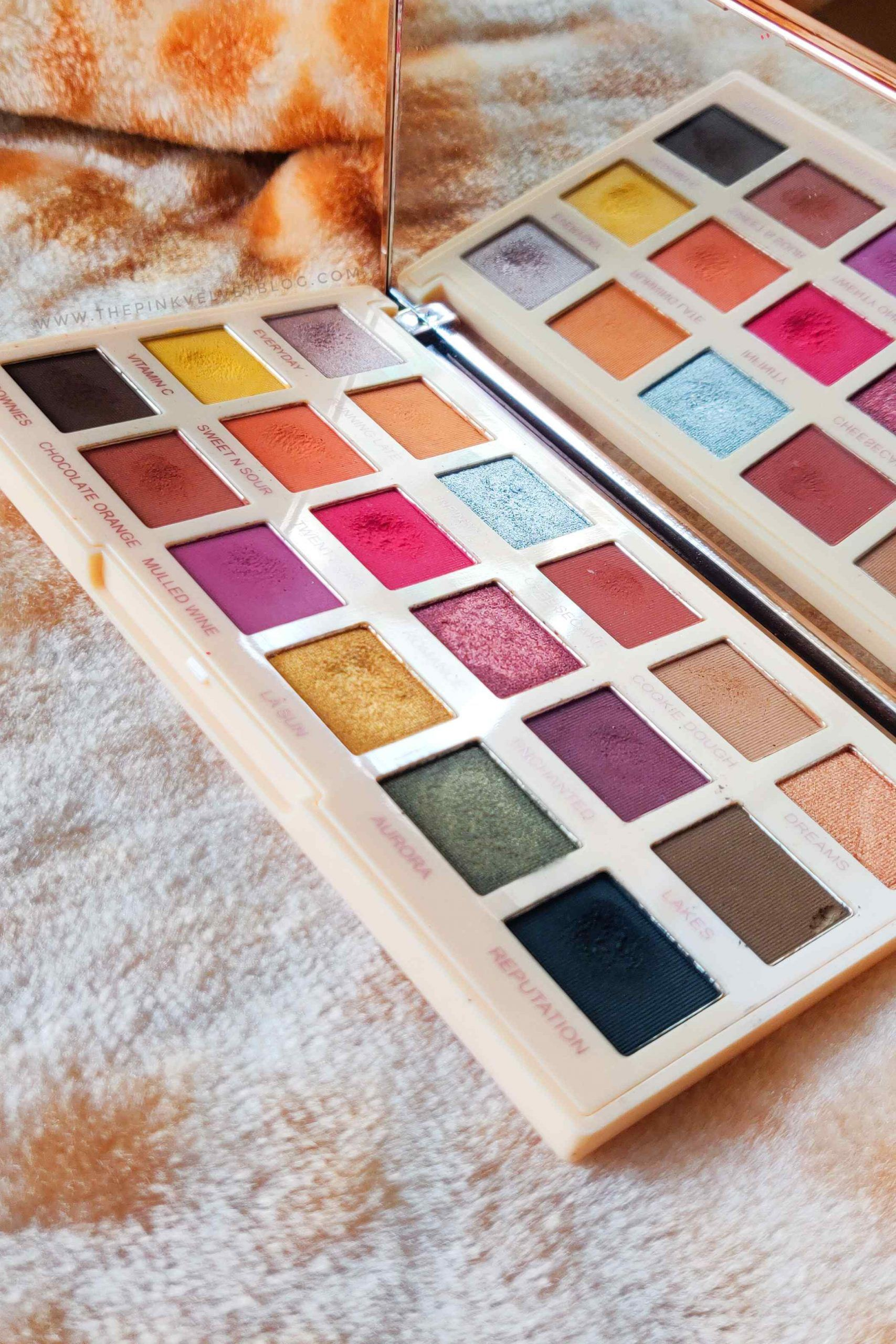 Makeup Revolution Soph X Extra Spice Eyeshadow Palette