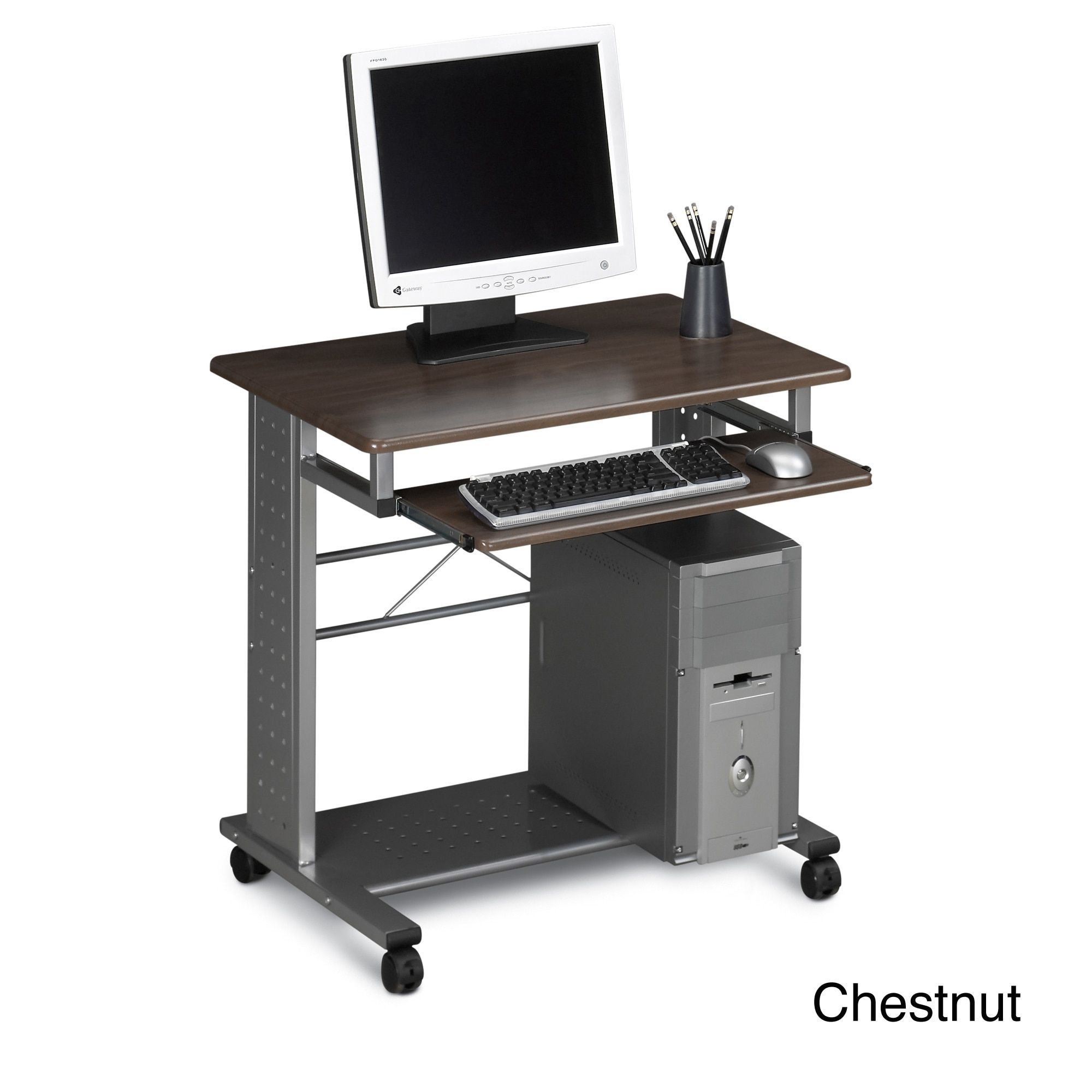 Mayline Eastwinds Empire Mobile PC Station | Products | Pinterest