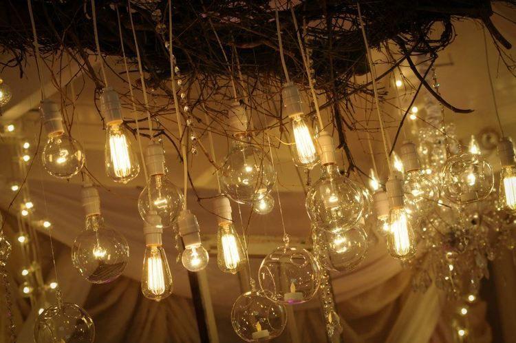 String light chandelier google search light pinterest string light chandelier google search aloadofball Gallery