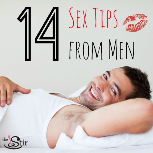 What Kind Of Sex Do Men Want