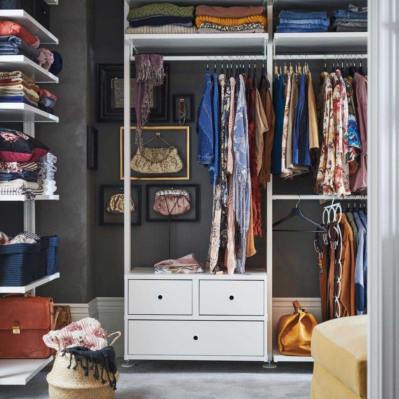 Begehbaren Kleiderschrank Zusammenstellen Schrank Renovierung