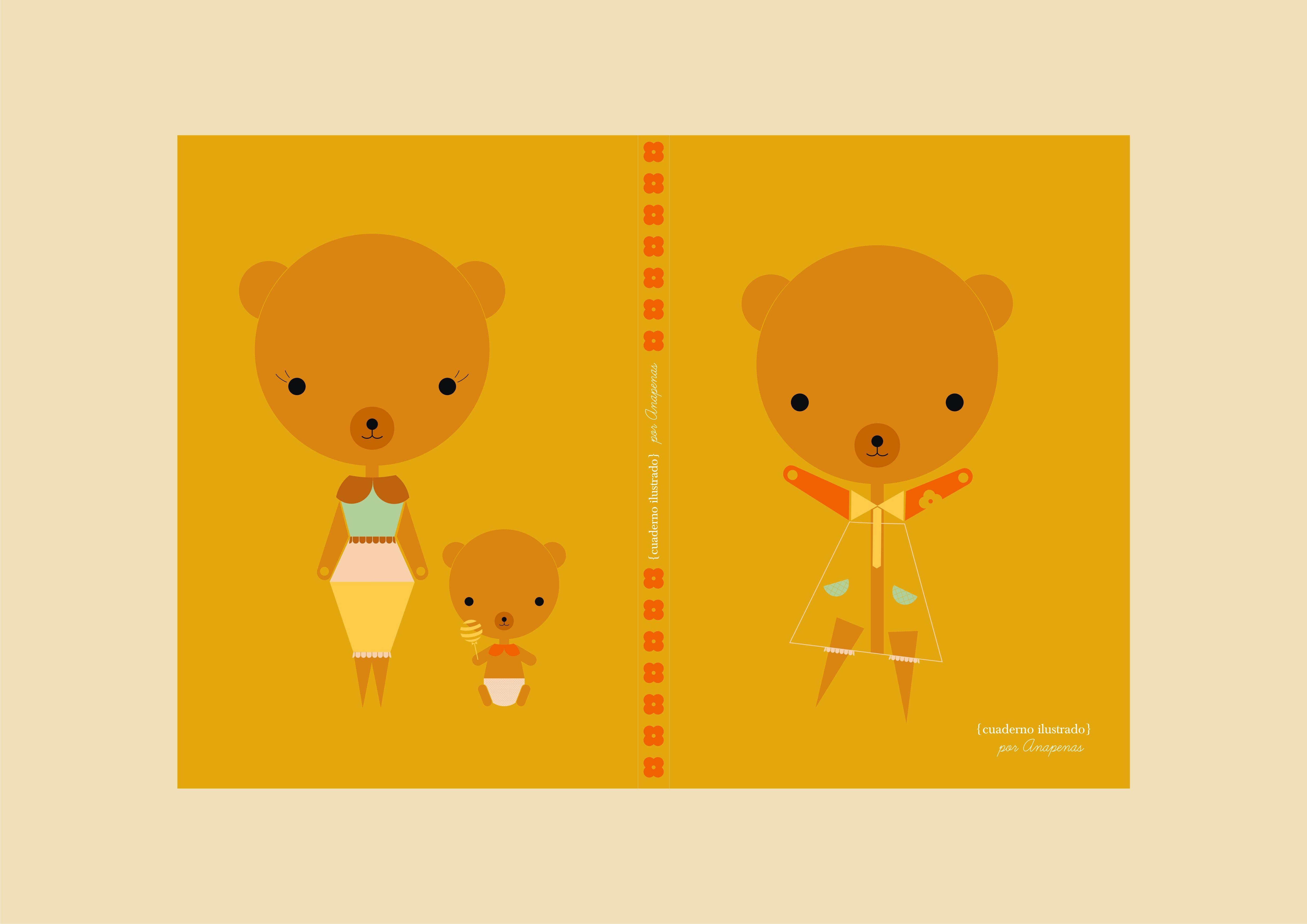 * en venta desde julio*     Los cuadernos miden 15x21cm, están cosidos a hilo, de tapa dura laminada y cada uno contiene 100 hojas de papel Obra Chambril de 120 grs. Traen en su interior, diez ilustraciones para colorear.