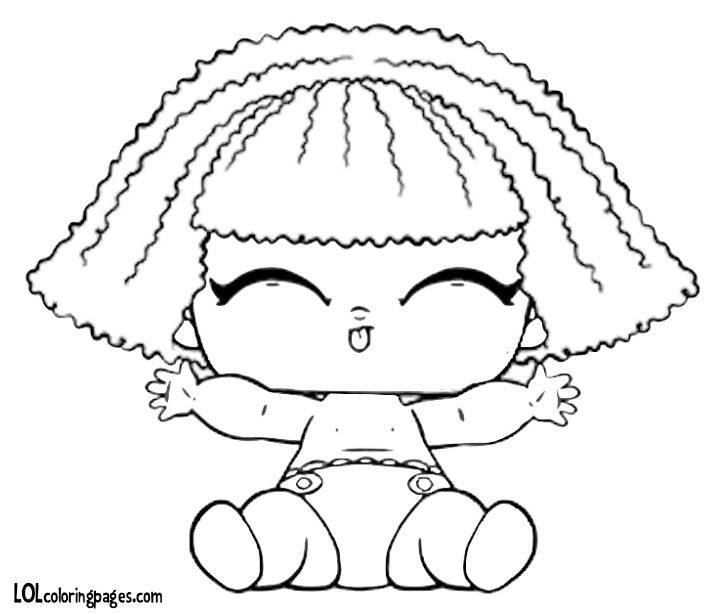 doll coloring pages lol surprise doll diva lol surprise