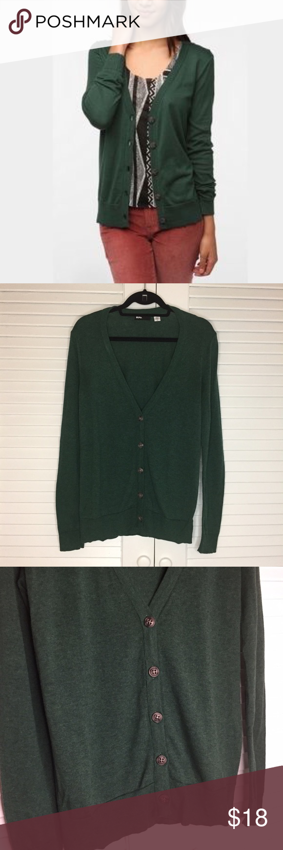 Urban Outfitters BDG Classic Cardigan Sweater | Urban outfitters ...