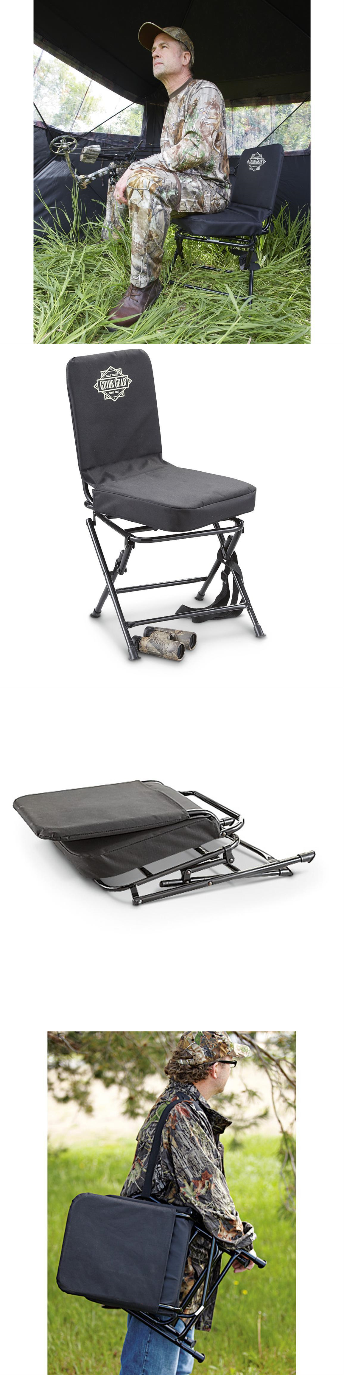 Seats and Chairs Swivel Hunting Chair Outdoor Archery Bow