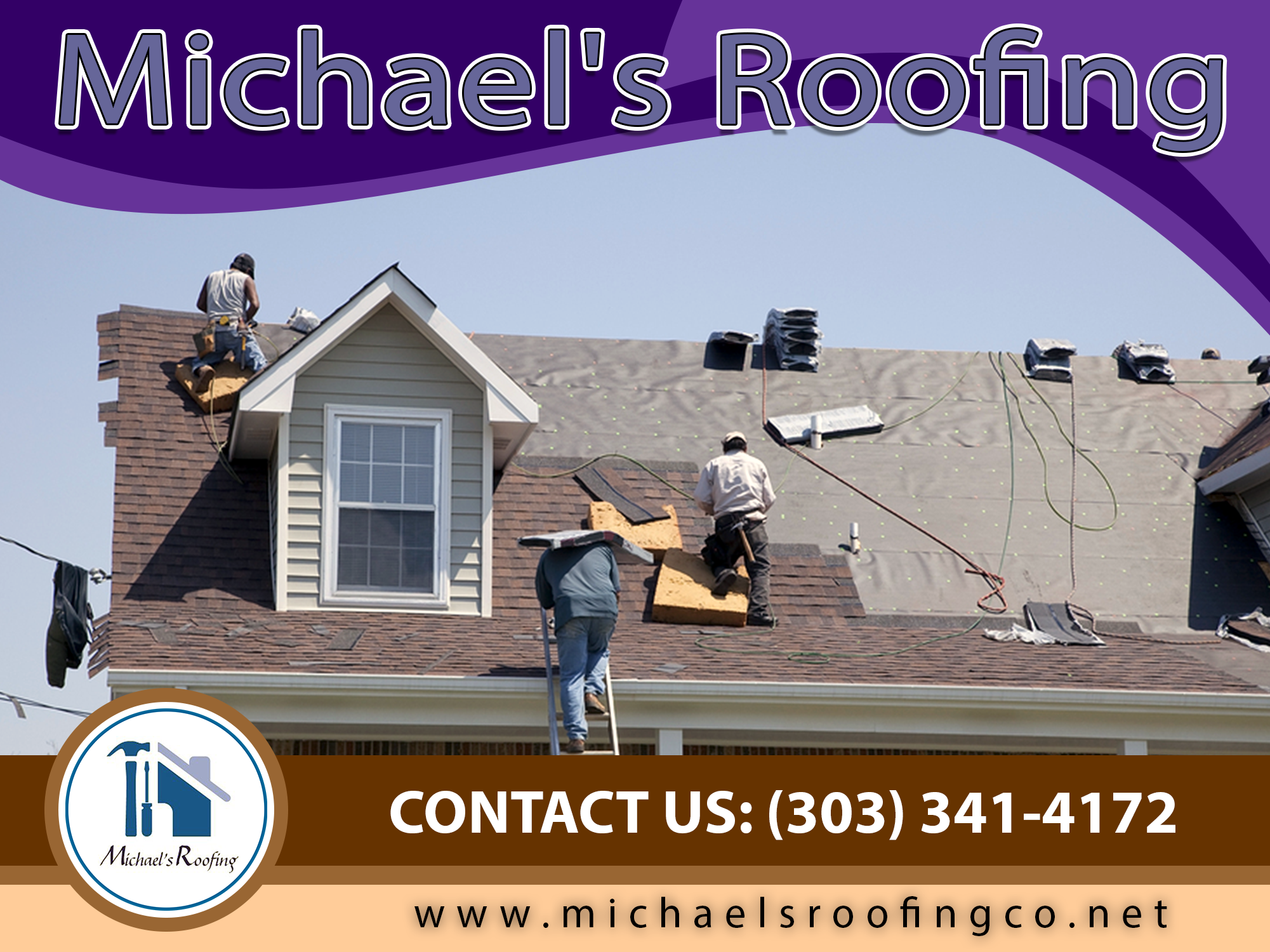 Michael S Roofing Contractors Believe In Keeping It Simple Our Clients Deserve The Highest Quality Roofing Materials Pro Roofing Reroofing Roof Installation