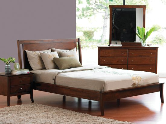 Scandinavian Design Bedroom Furniture Contemporary Bed Bed Design