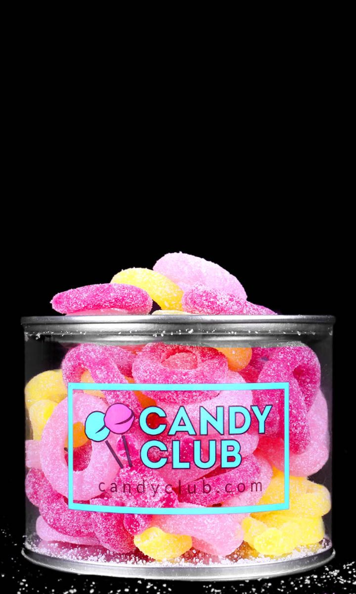 Amazingly Delicious Premium Candies Delivered To Your Door Every Month Candy Club Sour Candy Sweet Candy