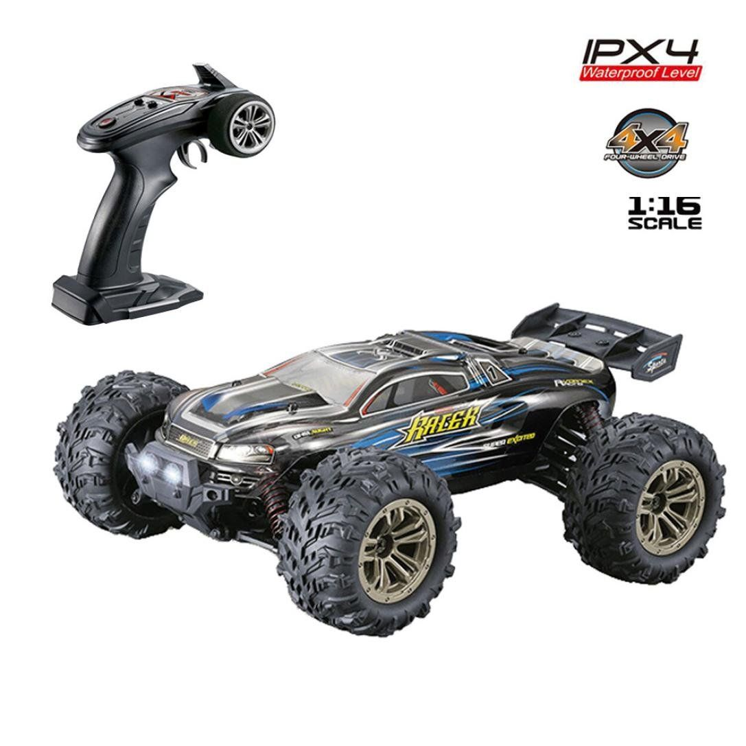 FREE TO FLY Remote Control Car Boat Truck 4WD 6CH 2.4Ghz