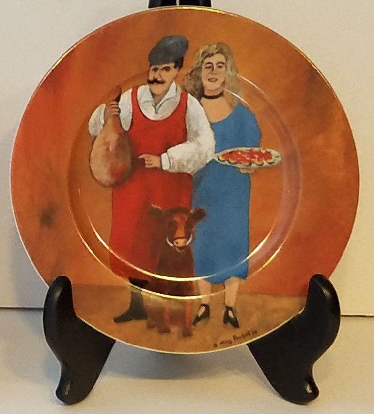 guy buffet salad plates eschenbach porcelain germany butcher wife rh pinterest com guy buffet dinner plates Guy Buffet Plates Collection