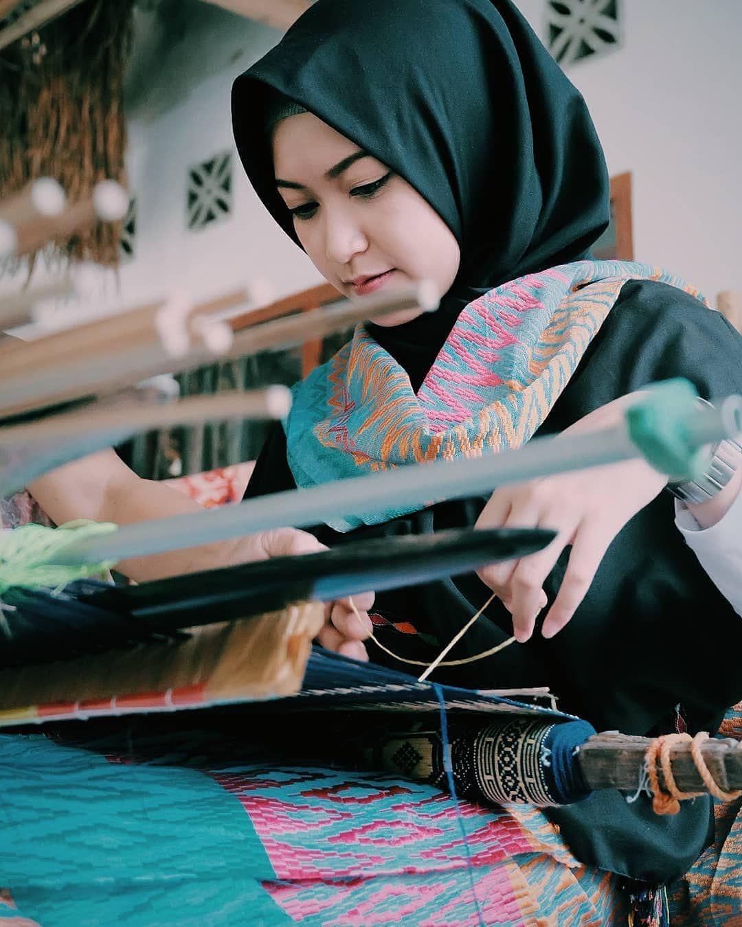 Gambar Pakaian Adat Sasak Lombok