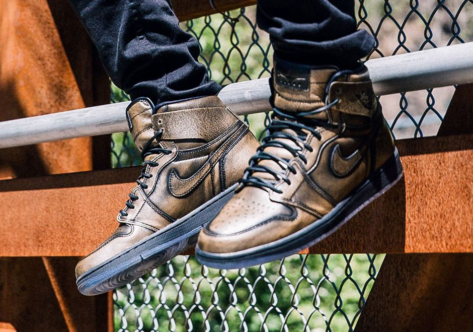 99bf2ab8c54 The Air Jordan 1 Wings (Style Code  AA2887-035) will release through Nike  SNKRS on May 17th for  200 USD featuring a premium upper and unique  outsole. More