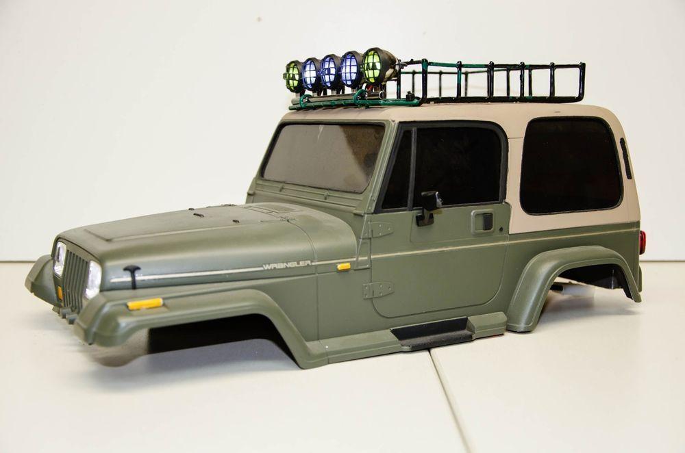 Tamiya jeep wrangler