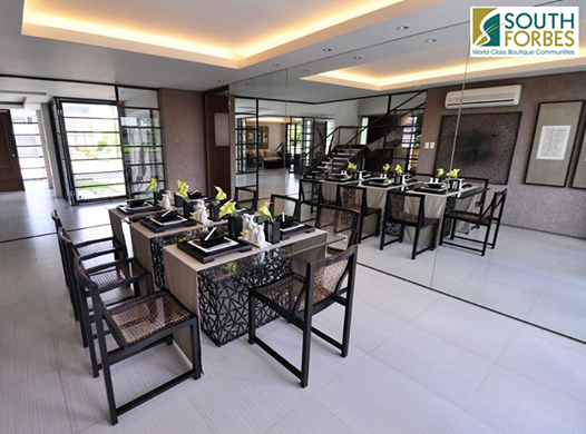 Mirrors have the ability to add space to your home. It makes the area appears a lot larger and add a sense of grandeur to your home.  Picture: Tokyo Mansions House Model  For more details, CLICK >> http://goo.gl/DIqpH2   #SouthForbes #Realestate #Tips #TokyoMansions #Laguna #Cavite #Tagaytay