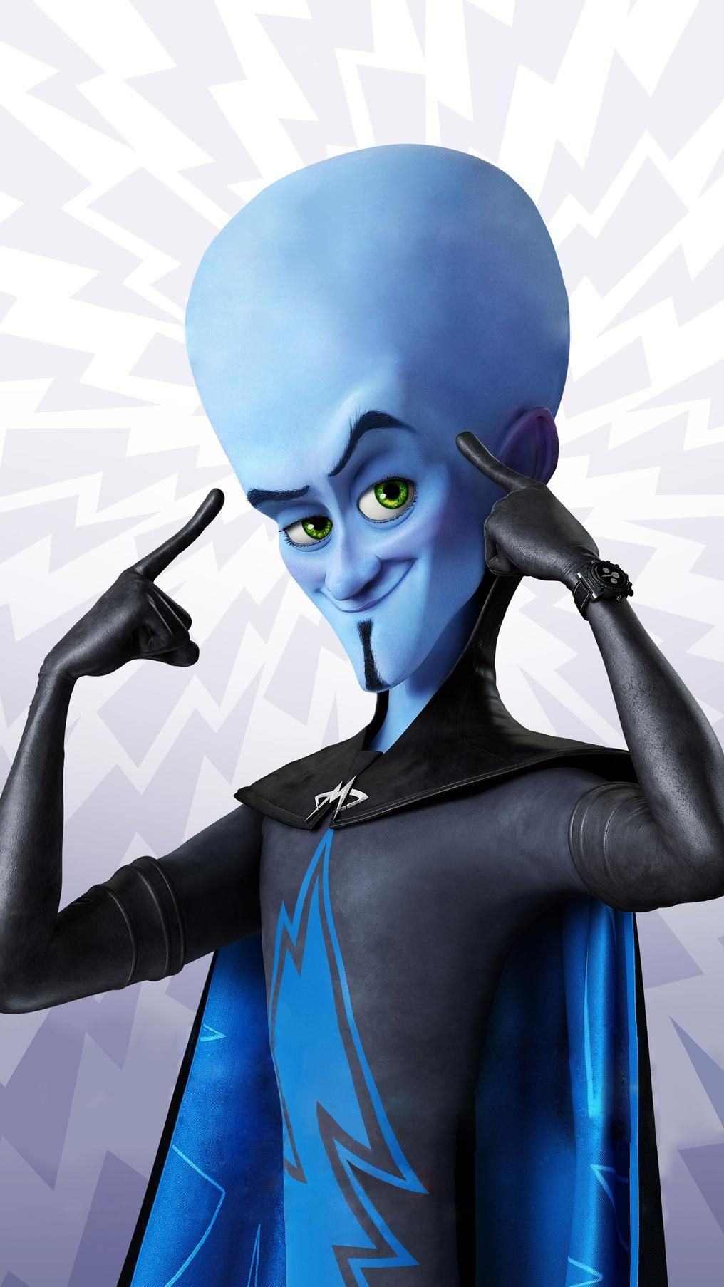 Megamind Has Joined My List Of Favorite Supervillians Megamind Movie Movie Wallpapers Animated Movies