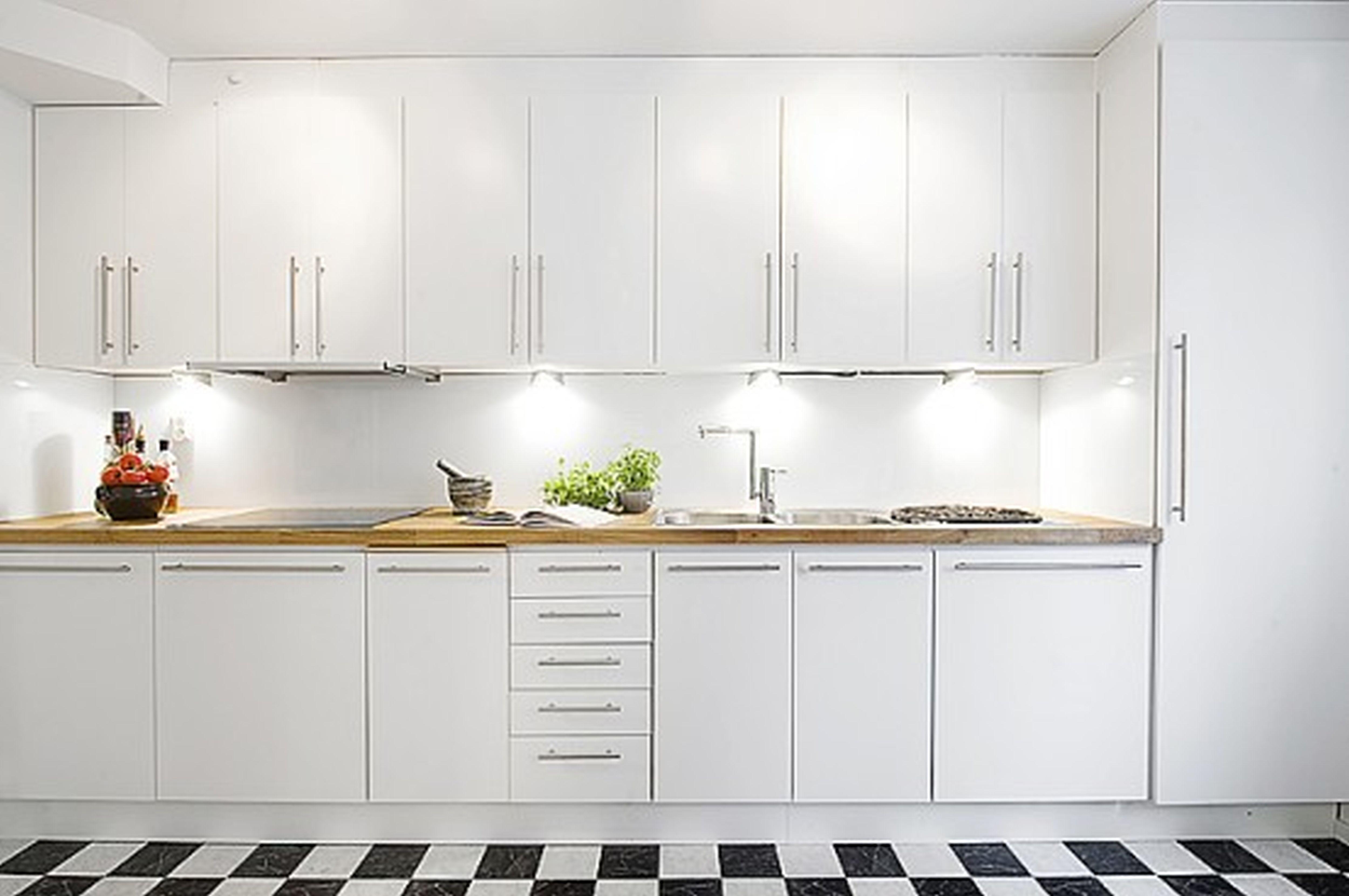 Incredible Kitchen Luxury And Elegant White Kitchen Designs Dream ...