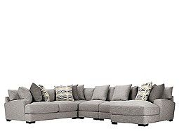 Stupendous Leighton 5 Pc Sectional Sofa House Sectional Sofa Unemploymentrelief Wooden Chair Designs For Living Room Unemploymentrelieforg