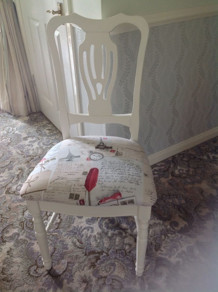 Pin By Ruth Boyd On Stuff I Painted Dining Chairs Home