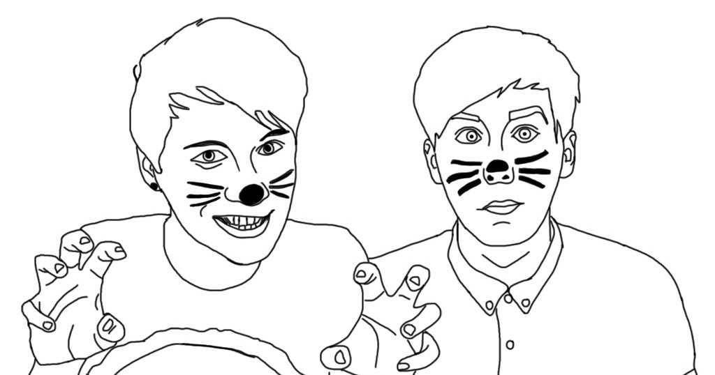 Grab Your New Coloring Pages Jake Paul Free Https Gethighit Com New Coloring Pages Jake Paul Free Che Coloring Pages Puppy Coloring Pages Pokemon Coloring