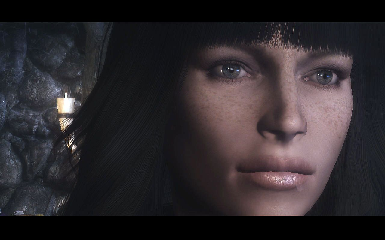 The Eyes Of Beauty at Skyrim Nexus - mods and community | Skyrim