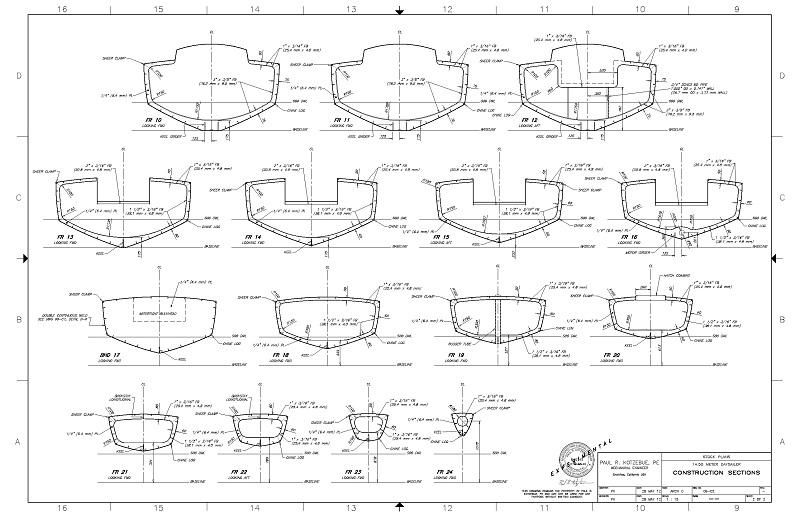 Plans De Bateau En Aluminium Gratuits Comment Faire De La Construction De Materiaux De Construction En Ligne Boat Plans Riva Boat Model Boat Plans
