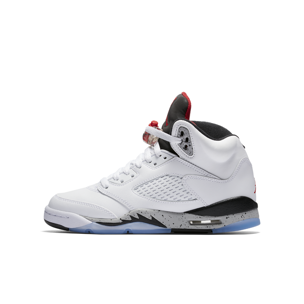 buy popular 89cf1 de783 Air Jordan 5 Retro Big Kids  Shoe, by Nike Size
