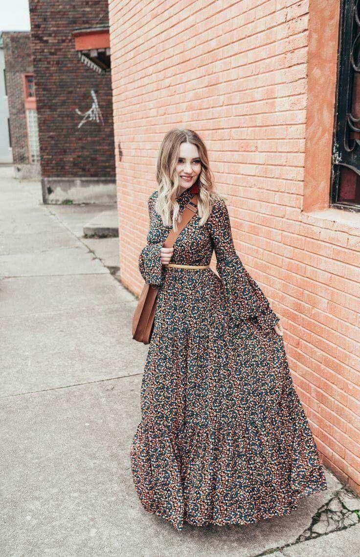 Boho-style clothing is back in fashion 1