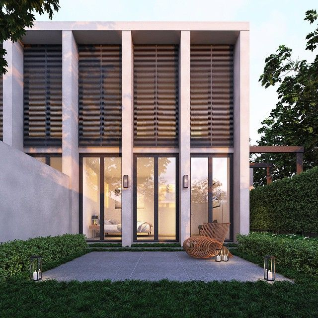 House ideas great shot of the front facade one our current townhouse projects conradarchitects also best images rh pinterest