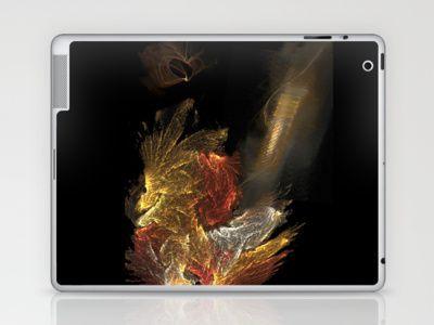 24da9601d9798 Dragon with staircase Laptop & iPad Skin by Vargamari - $25.00 ...