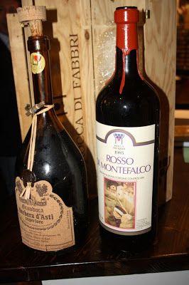Enoteca Beresapere: Tabellina Enogastronomica 4 x 3 x 4: quattro vini da 3 litri per 4 piatti! Le foto