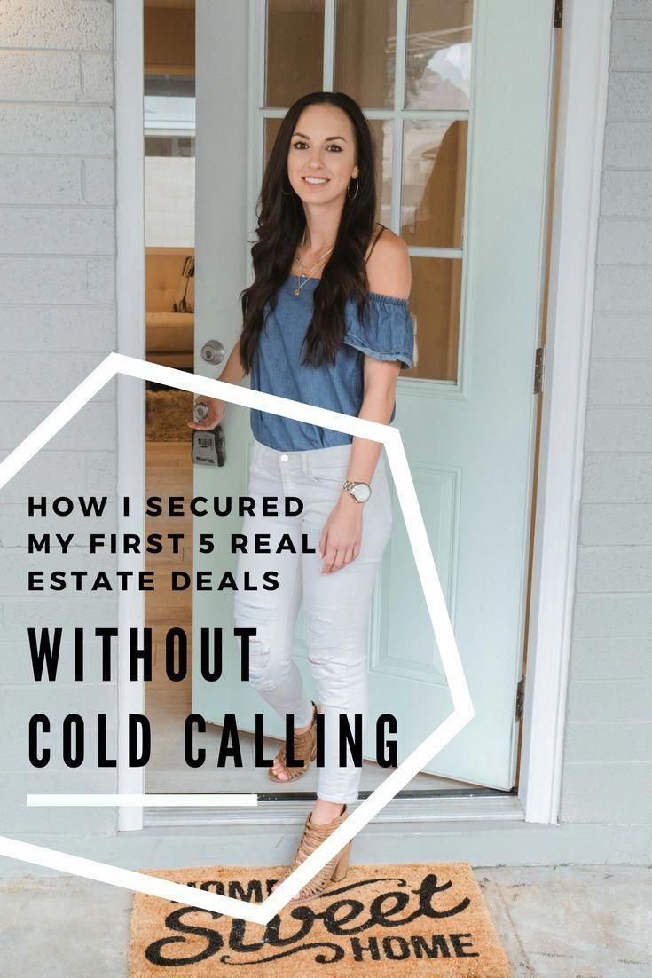 How I Secured My first 5 Real Estate Deals Without Cold Calling  — MOLLY & JARED #realestatetips