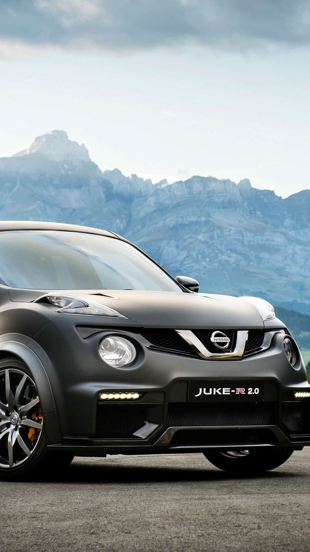 Nissan Juke Black Compact Car Wallpaper Nissan Compact Cars