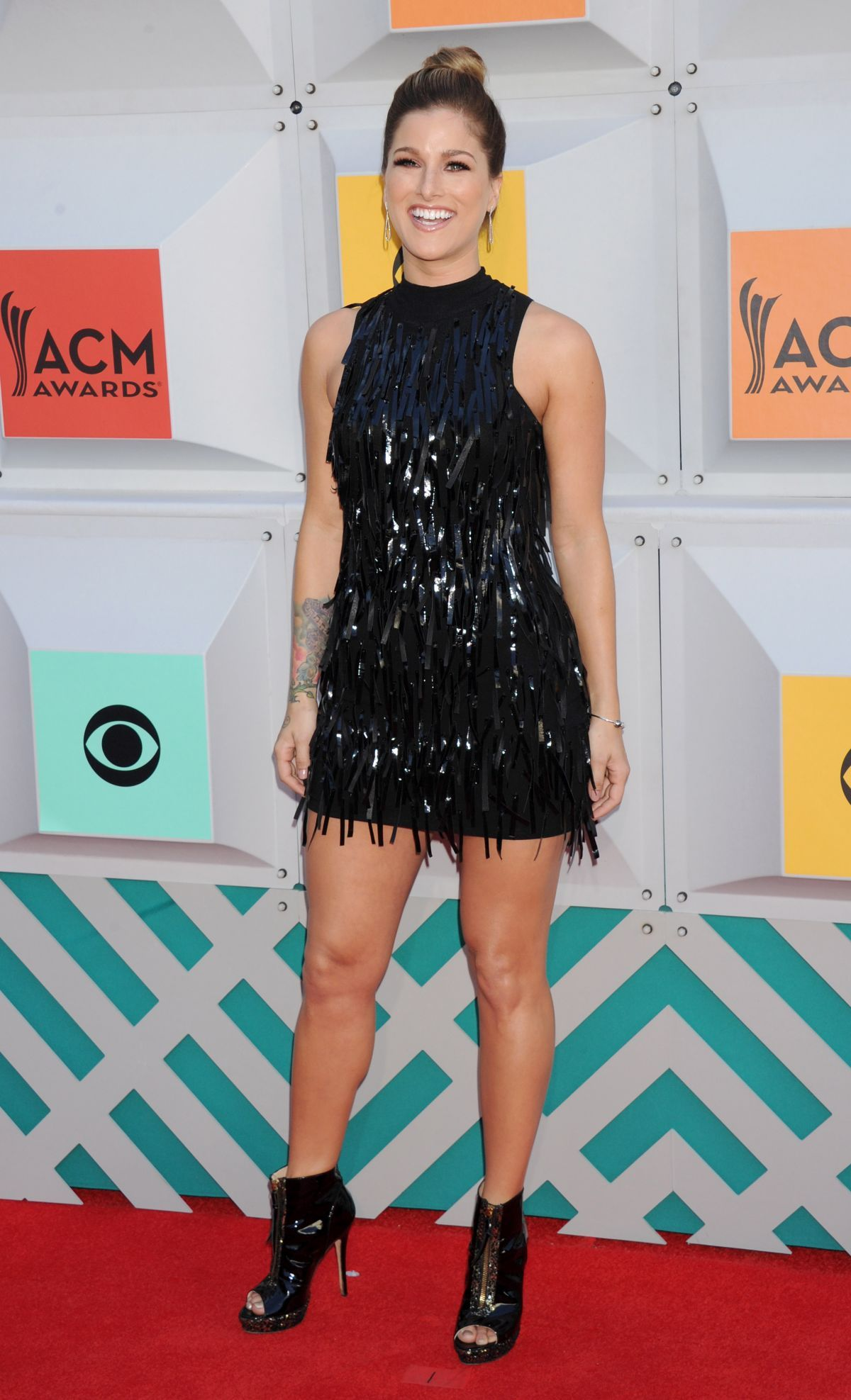 Cassadee Pope At 51st Academy of Country Music Awards In Las Vegas ...
