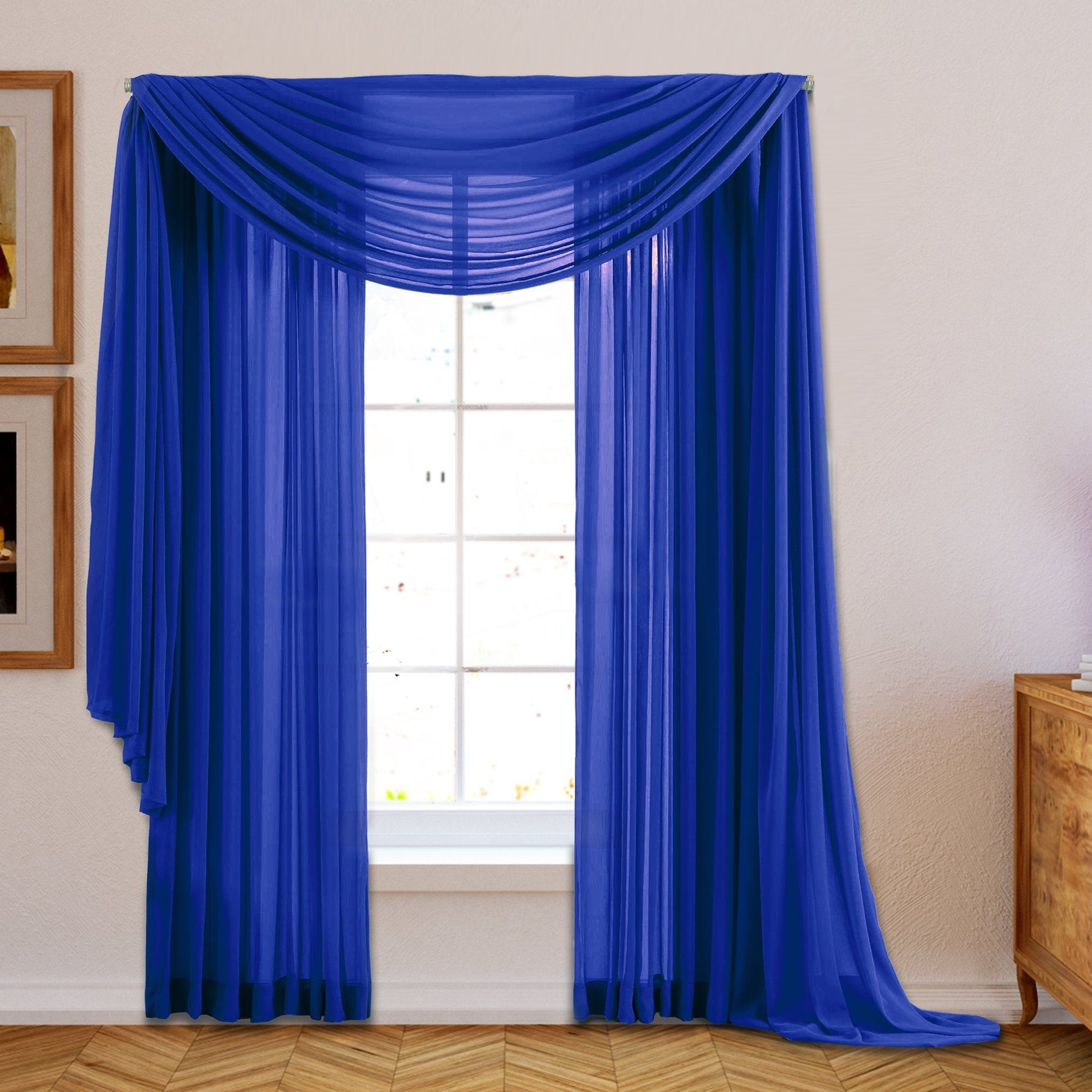 Conelley Sheer Curtain Panels Curtains Drapes Curtains
