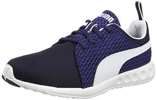Puma Carson Runner Knit Herren Laufschuhe – NEU