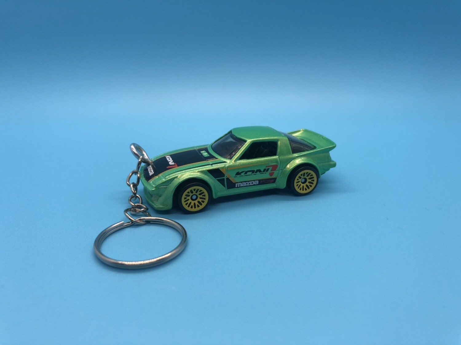 Excited To Share This Item From My Etsy Shop Hot Wheels Mazda Rx 7 Keychain Hot Wheels Hot Wheels Cars Mazda Rx7