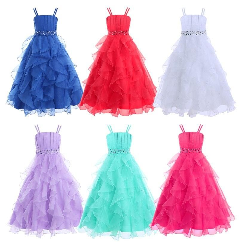 76a82ec2f Pleated rose birthday party dress for girls – Fabulous Bargains Galore