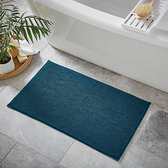 New Super Soft Bobble Bath Mat Durable And High Quality Machine Washable
