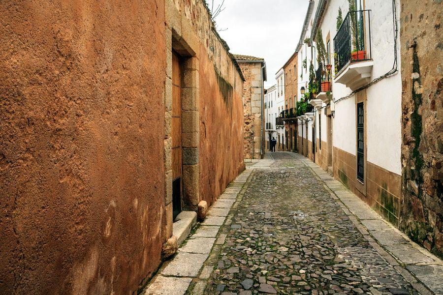 Textura Cáceres by Iñaki Mateos