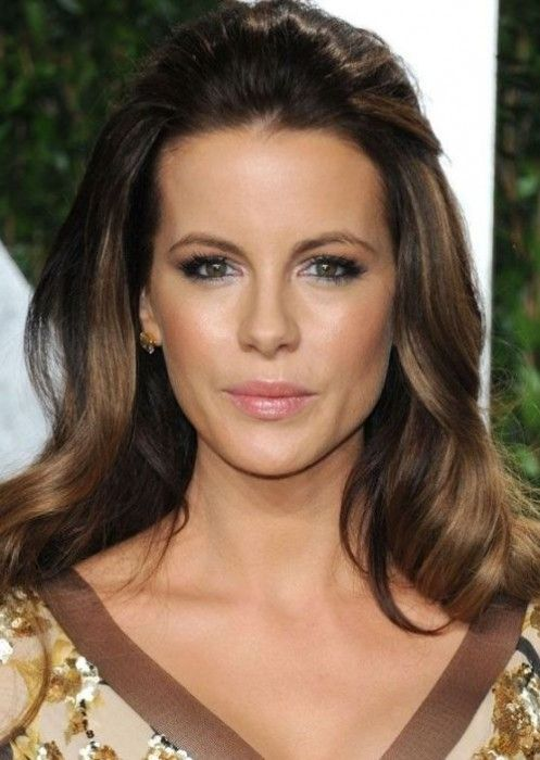 12 Beautiful Celebrity Half Up Half Down Hairstyles For 2015