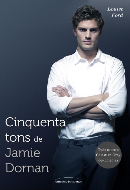 Cinquenta Tons de Jamie Dornan em 2019 | Livros cinquenta